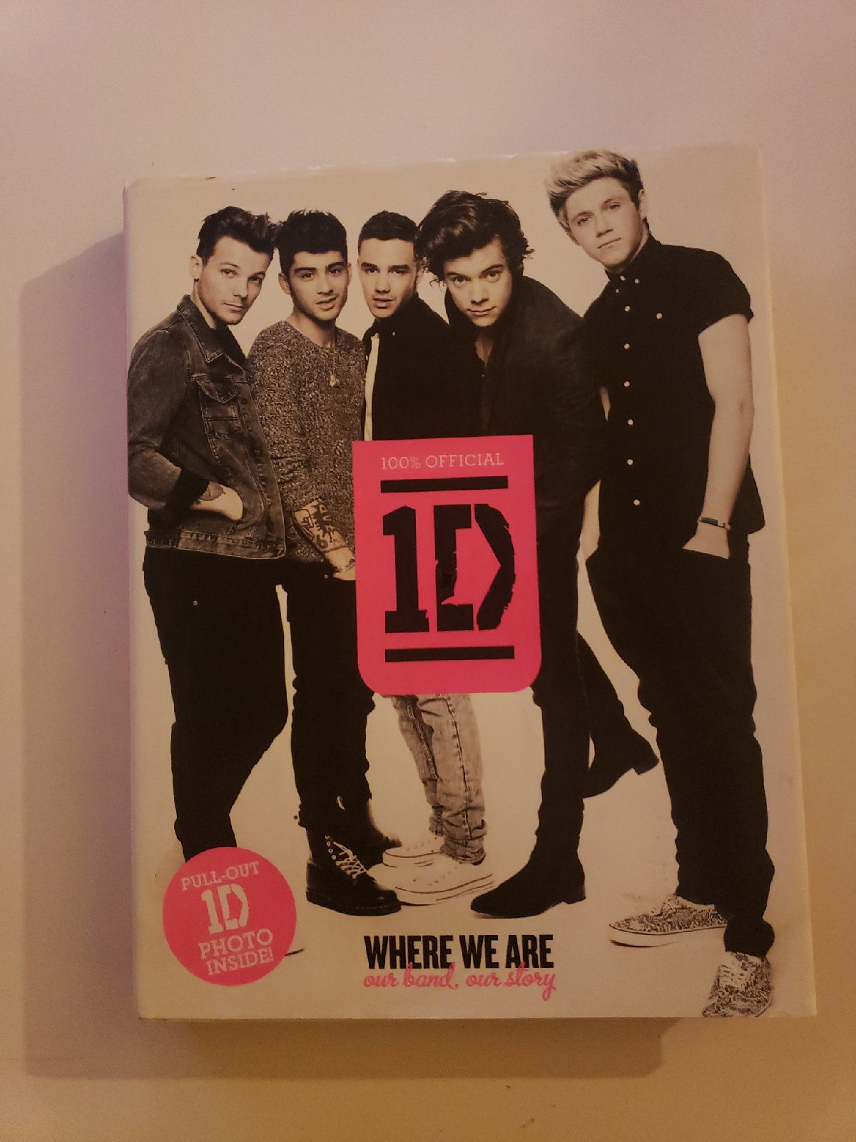 One Direction 100% Official ID