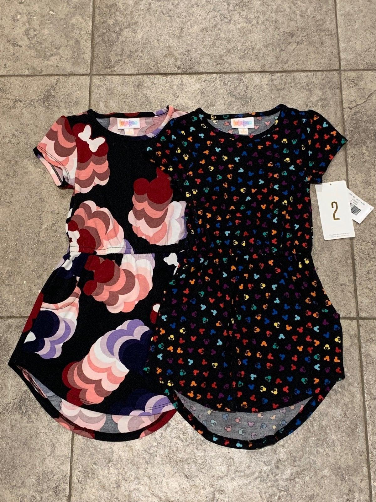 Lularoe Little Girls Dresses