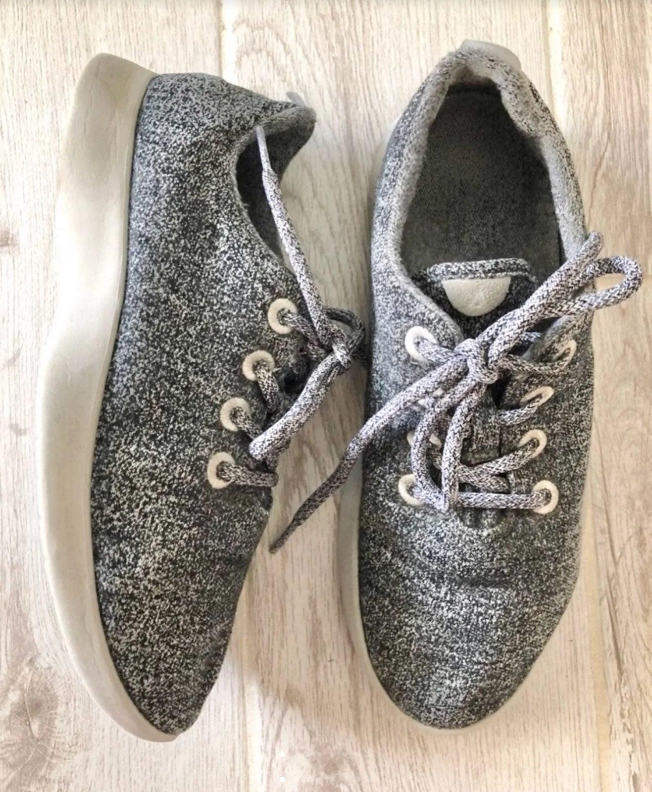 Allbirds Wool Runners sneakers Gray 8