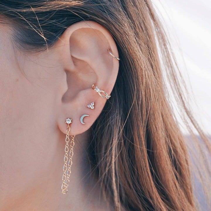 Celeste Ear Cuff Set