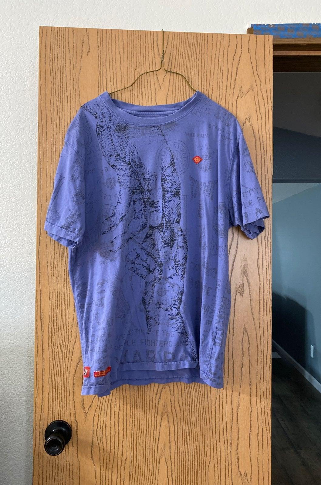 Men's Tapout shirt