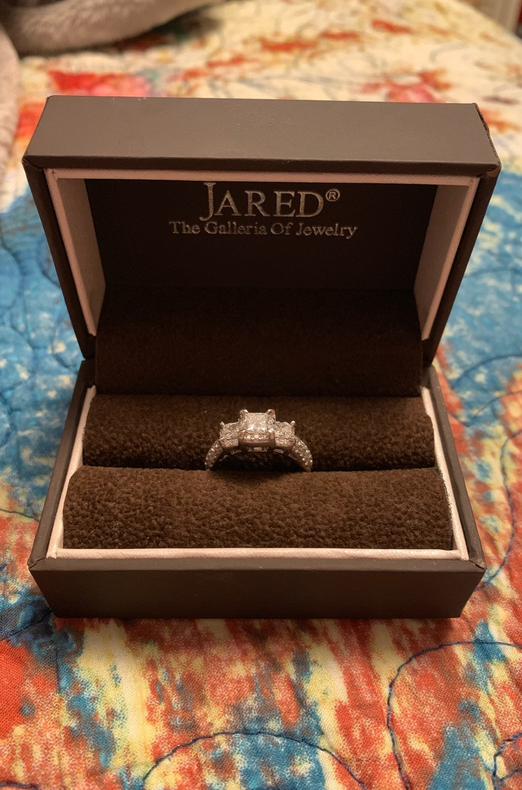 Jared's Engagement Ring