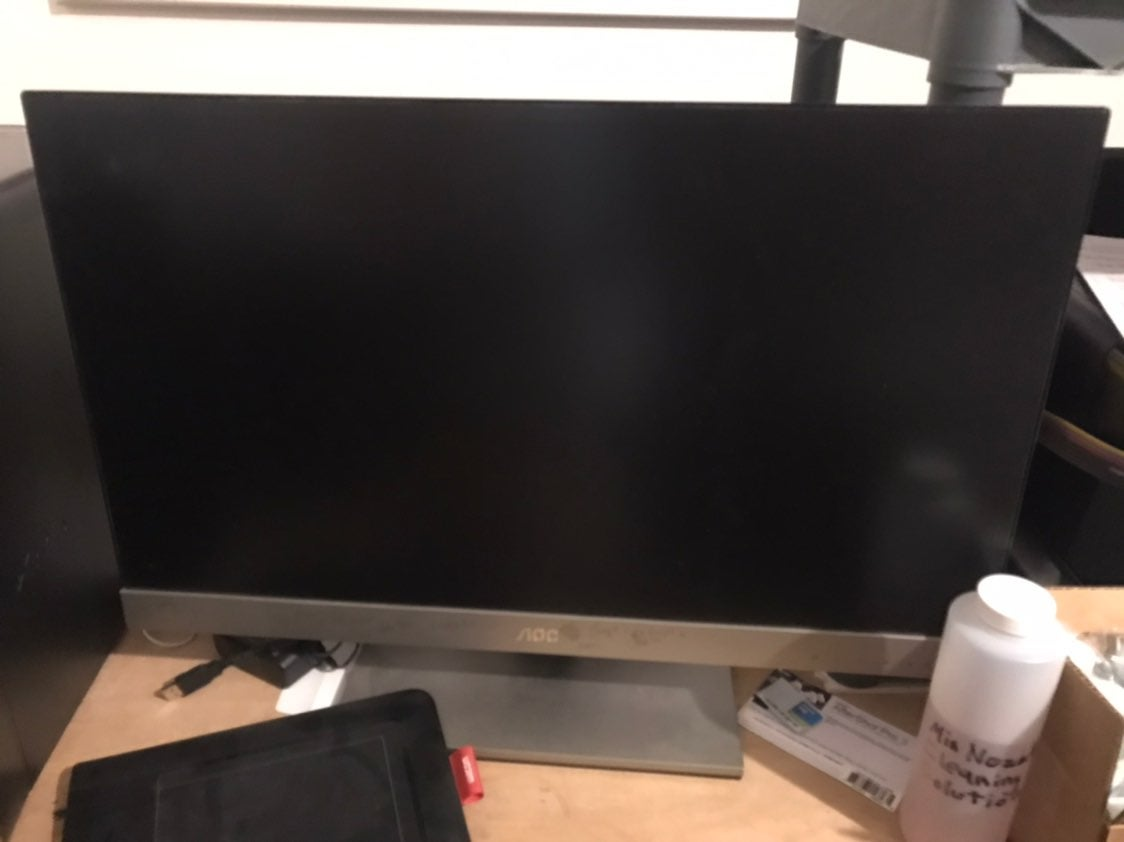 AOC 12757fh Monitor