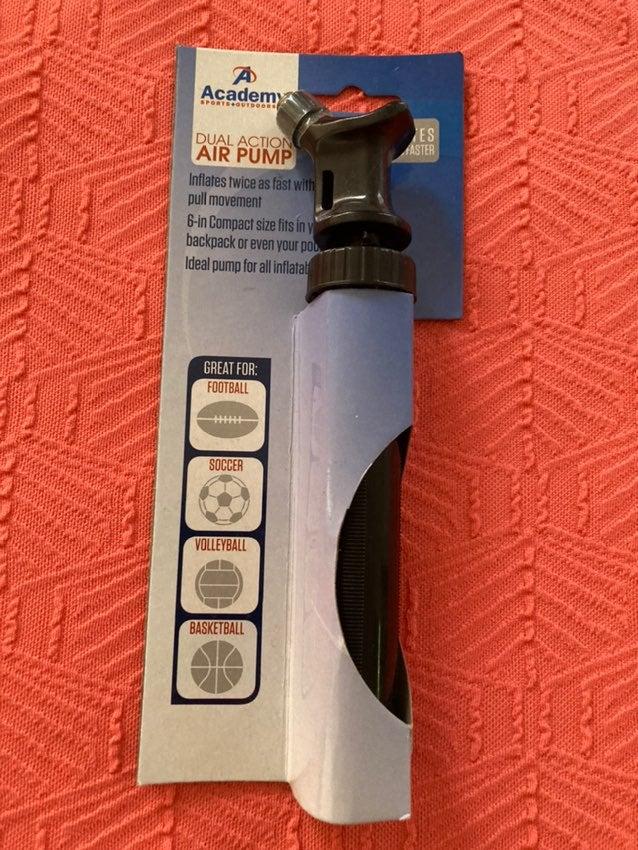 Dual Action Air Pump