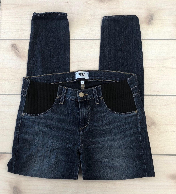 Paige Verdugo Ultra Skinny Jeans Size 29