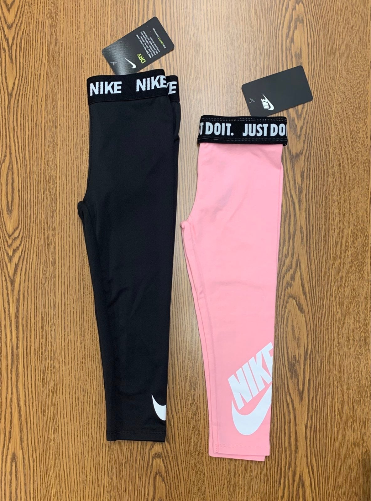 Nike Toddler Girls Leggings 4T NWT