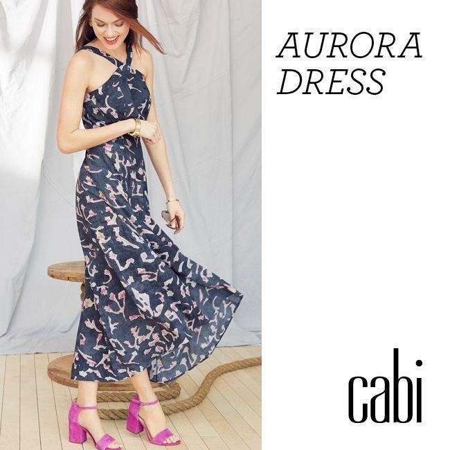 Cabi Aurora Dress