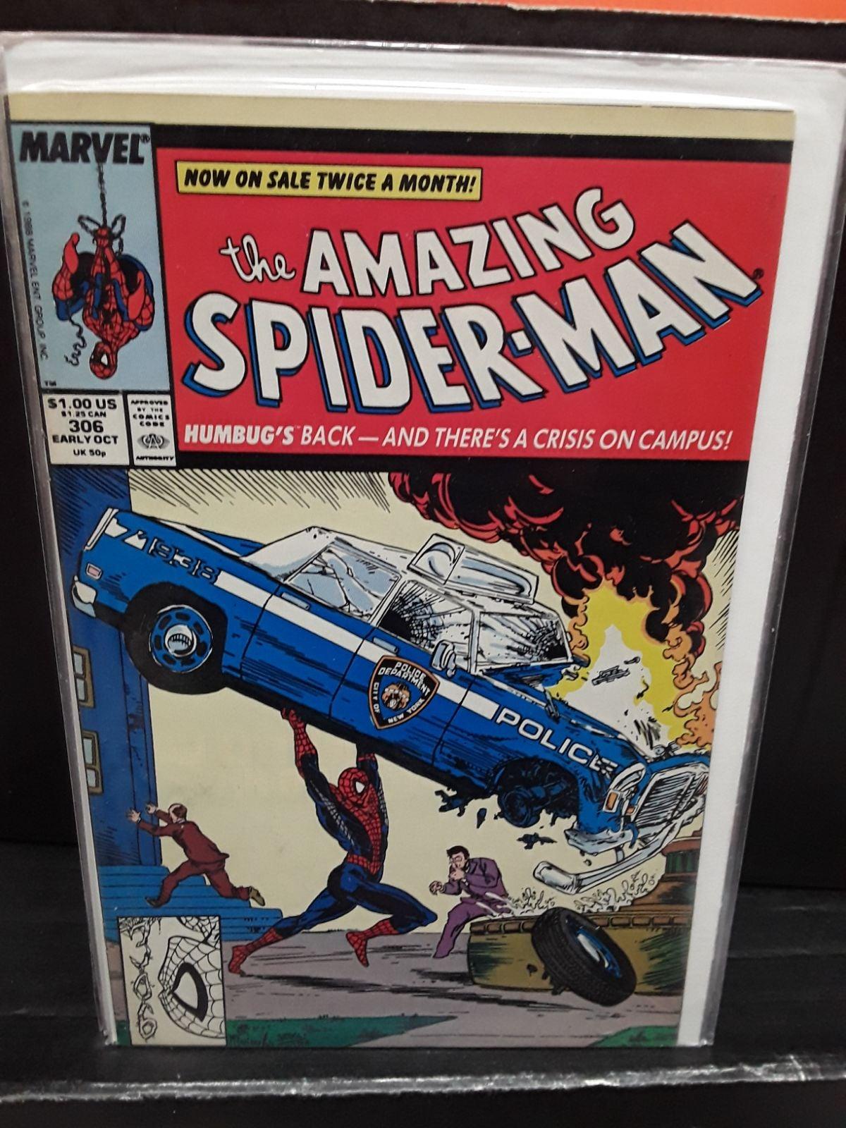 Amazing Spidermen 306 Homage