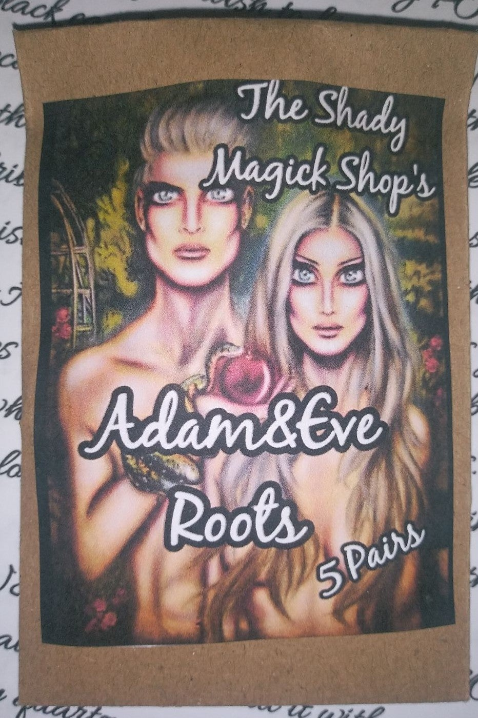 ADAM AND EVE ROOTS