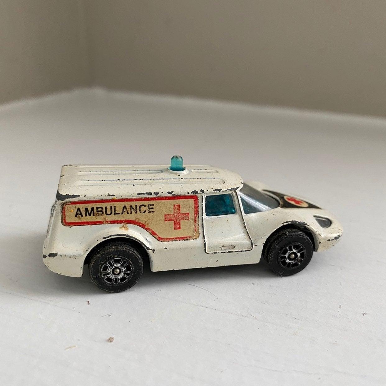 Corgi Juniors Healer Wheeler Ambulance