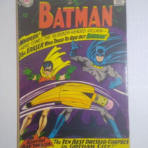 Batman Issue 188 - 1st app of The Eraser