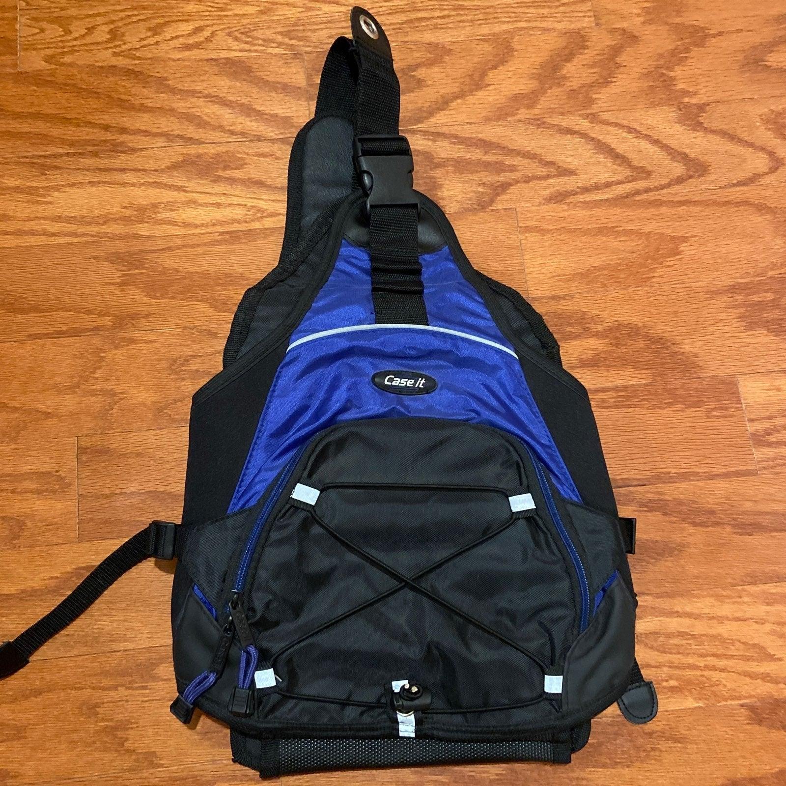 Case it backpack (book sling)