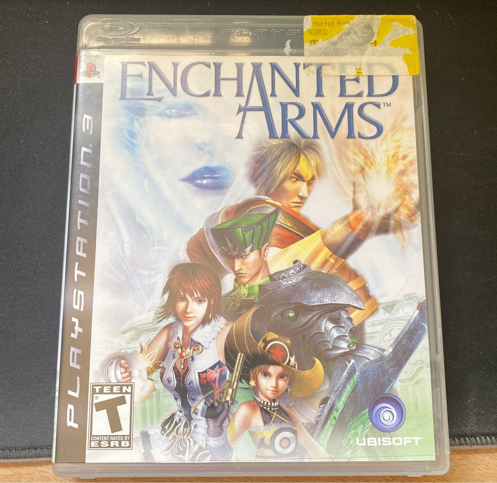 Enchanted Arms on Playstation 3