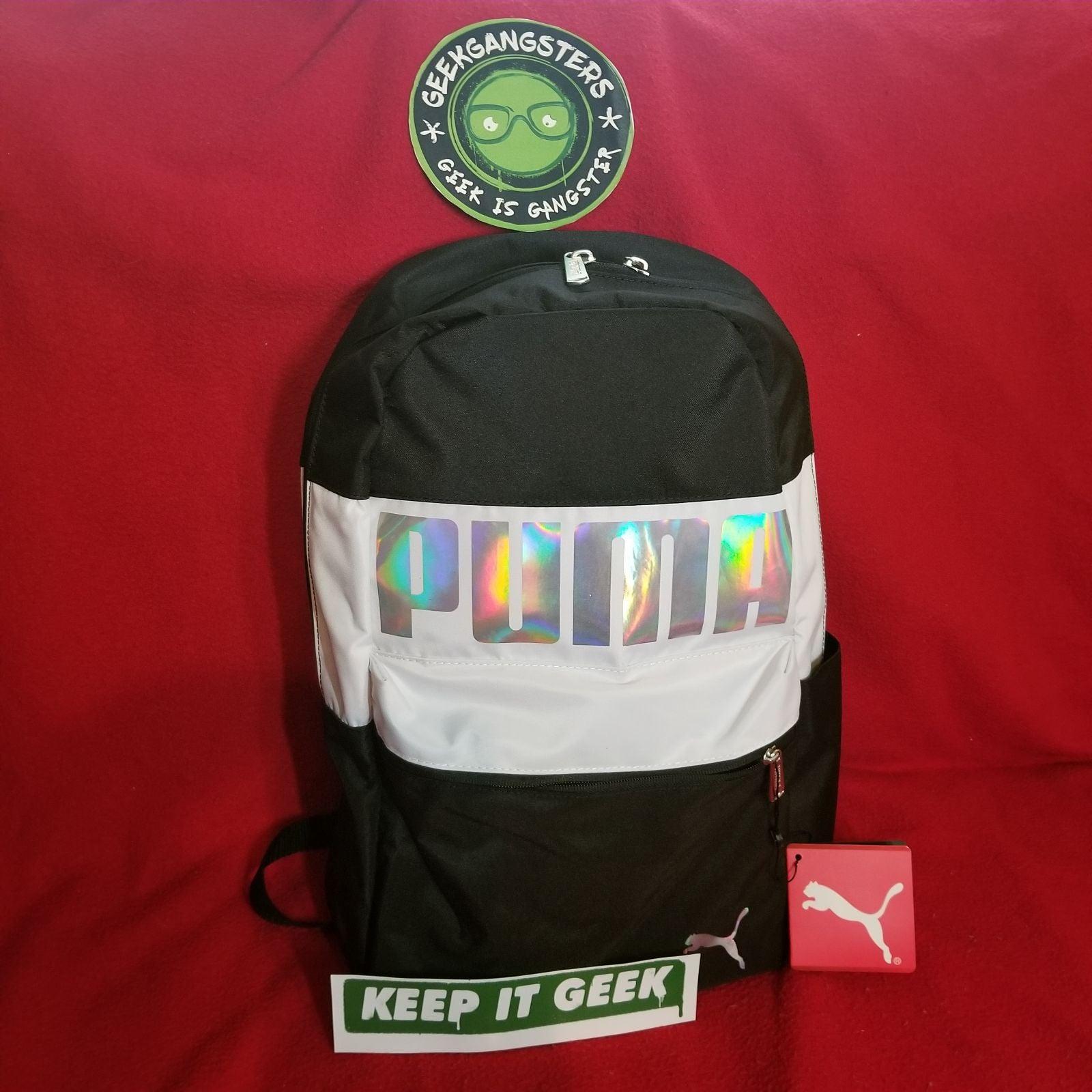 Puma Laptop Backpack Black