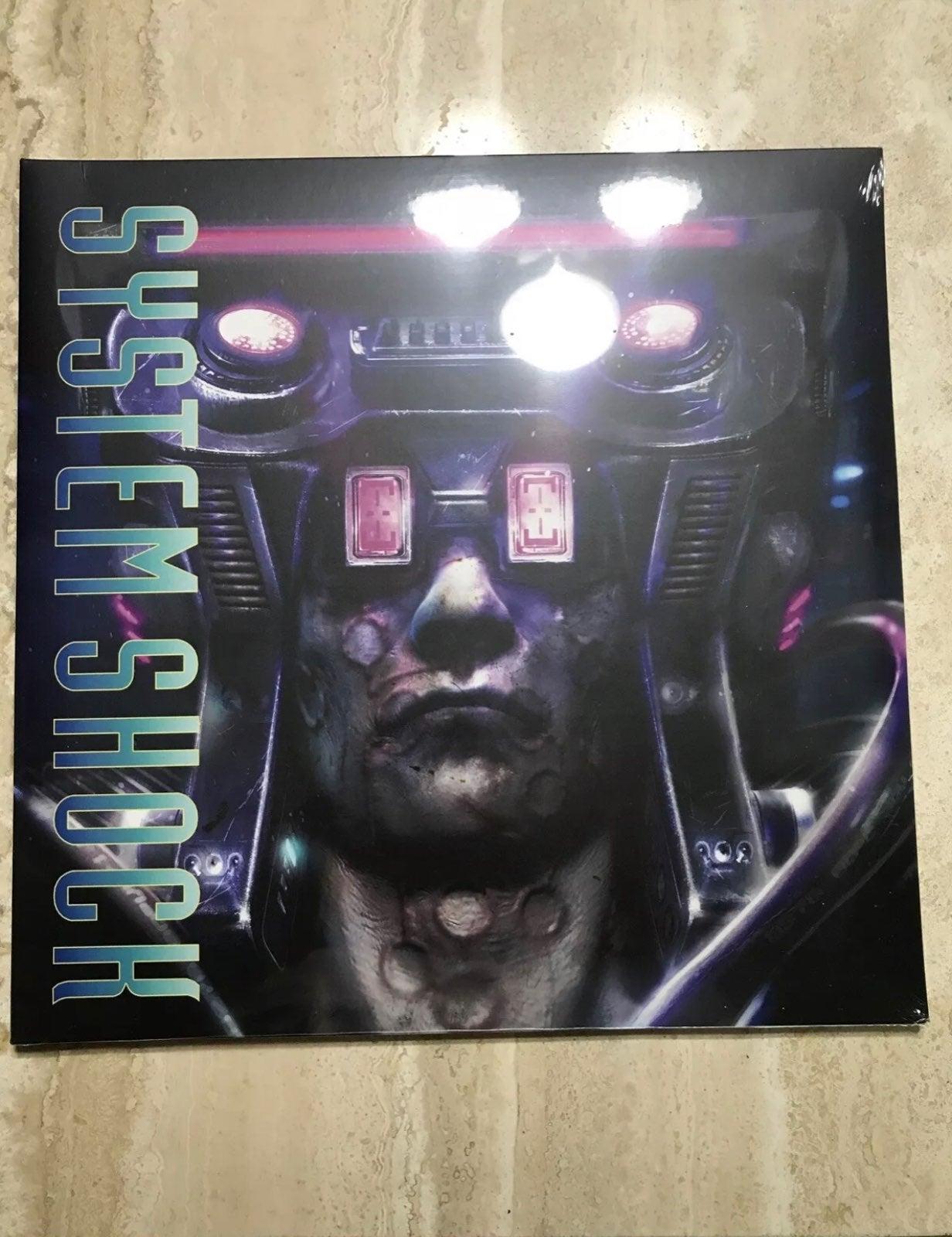 RARE System Shock Vinyl