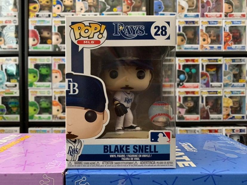 Funko POP! MLB: Blake Snell (Tampa Bay)