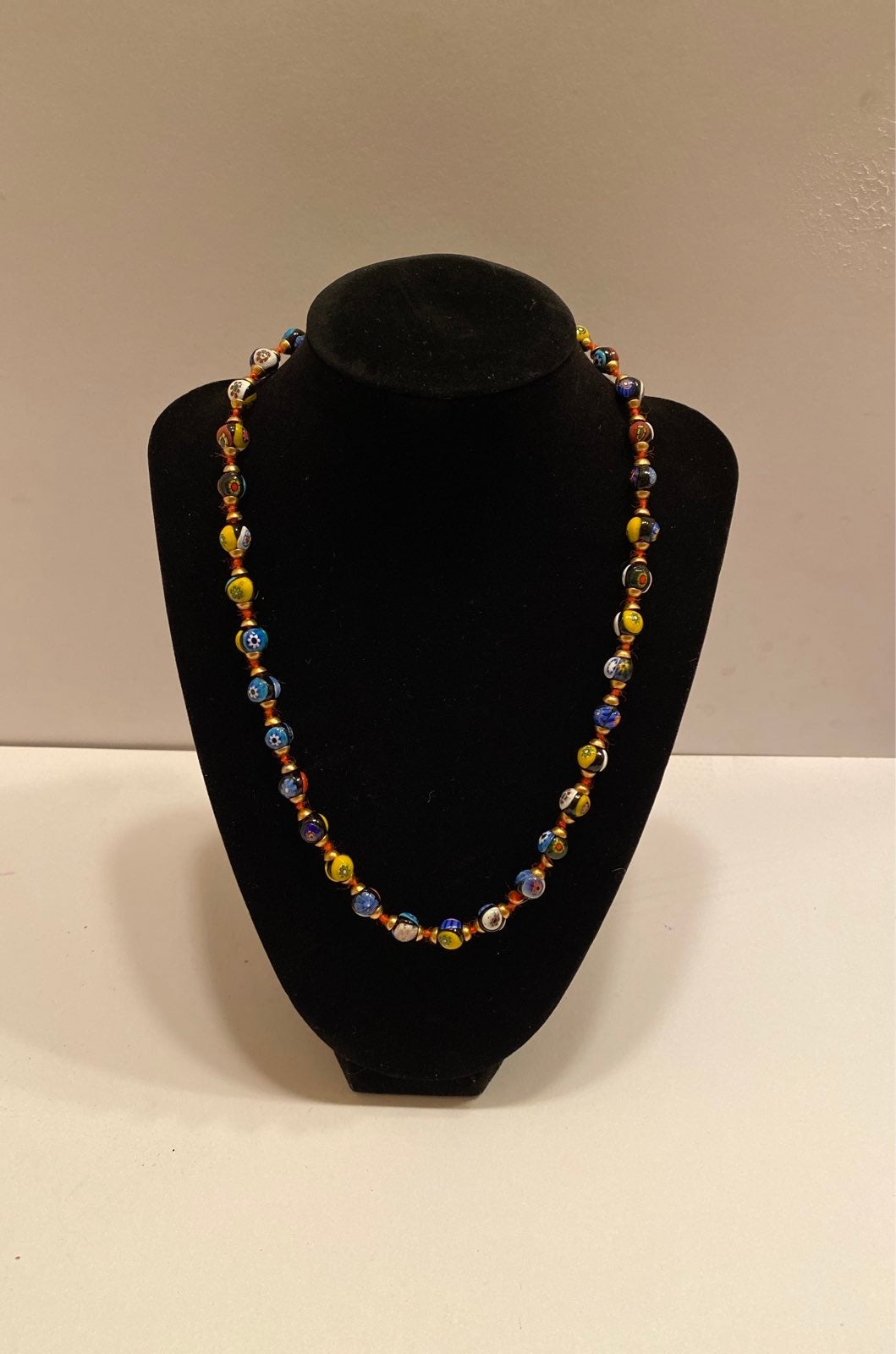 14k P Chinese Necklace