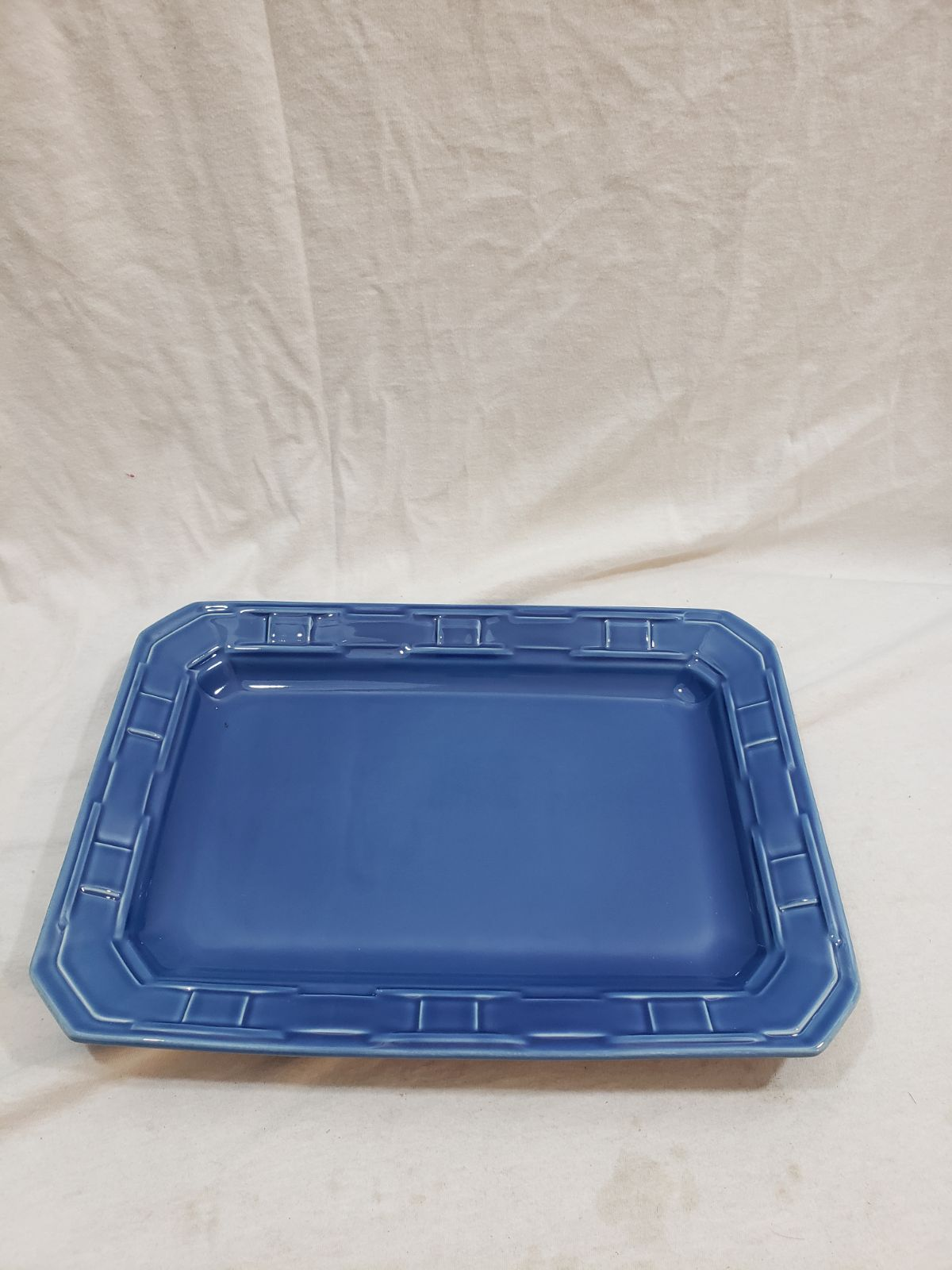 Longaberger 13 inch Serving Platter