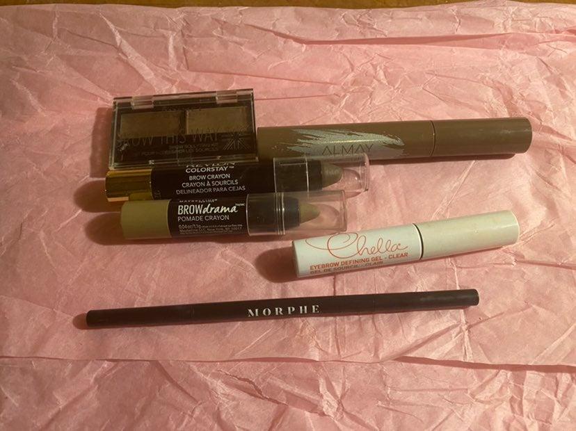 Eyebrow kit bundle