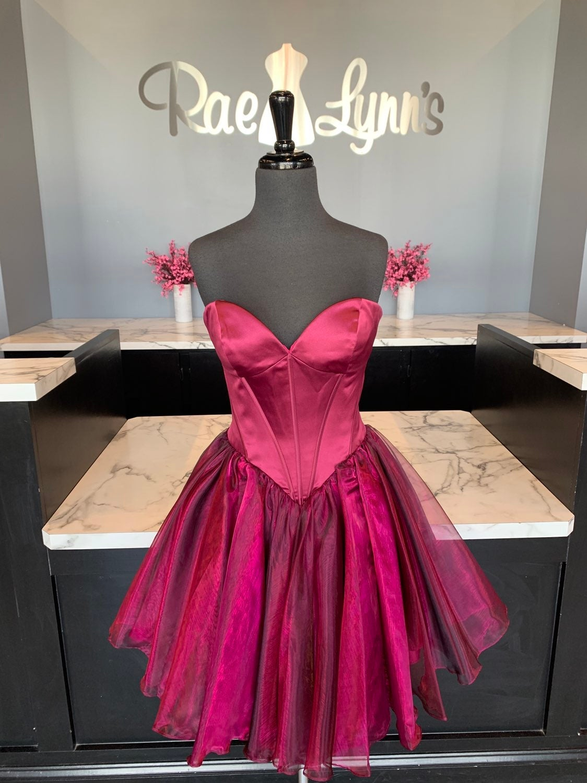 NWT Sherri Hill Cocktail Dress
