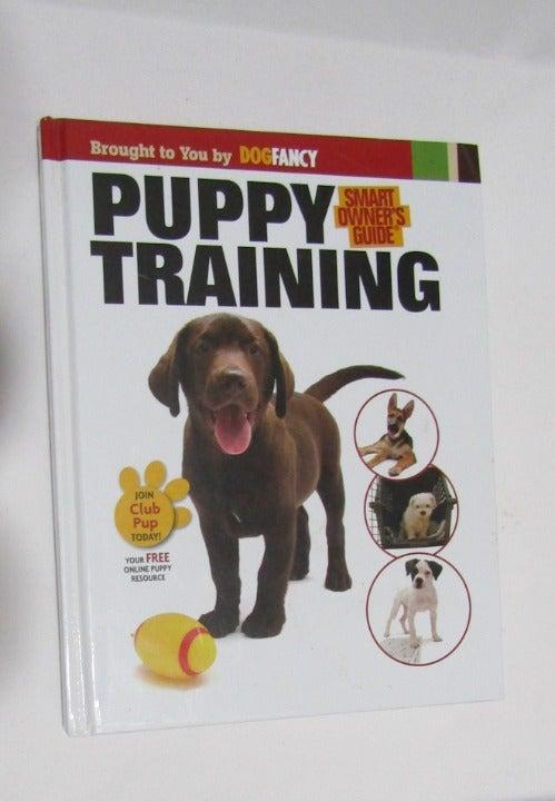 Puppy Training book by Bardi McLennan