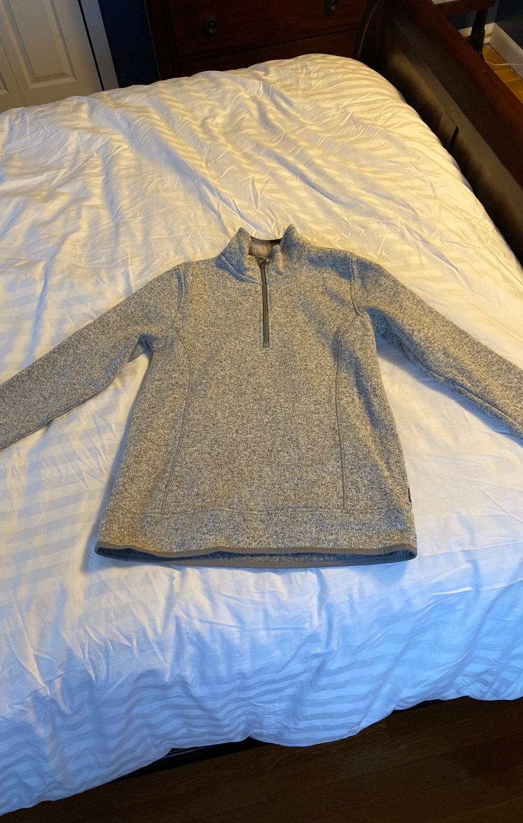 Eddie Bauer pullover.  Ladies size PS