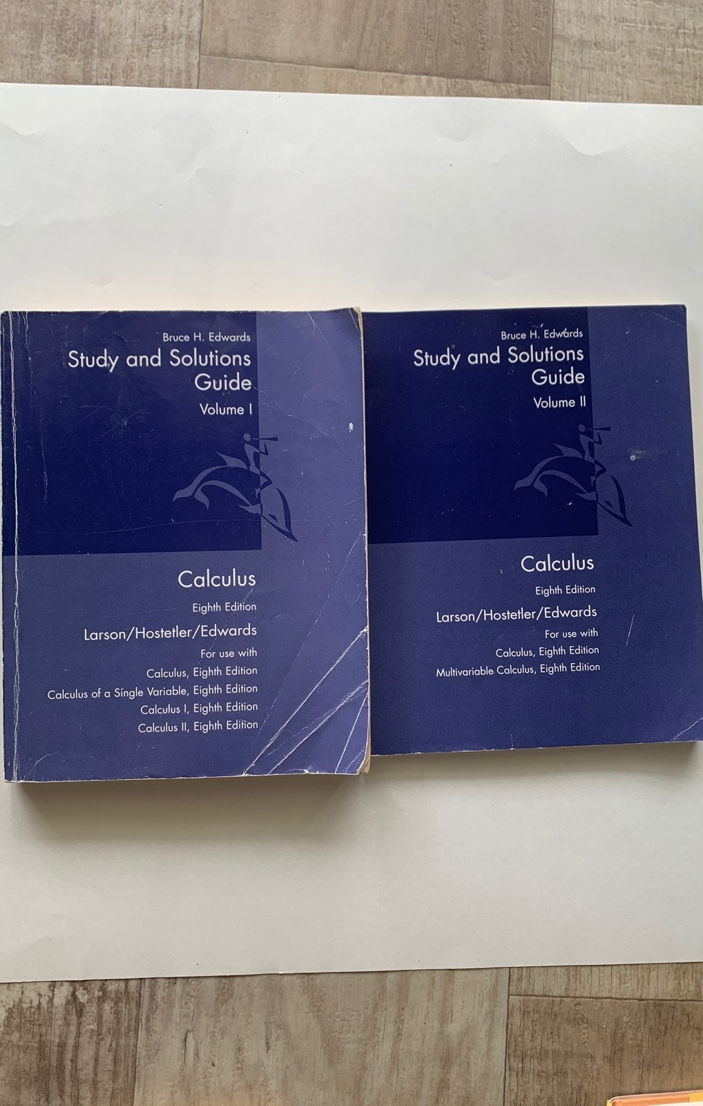 Calculus books and scientific calculator