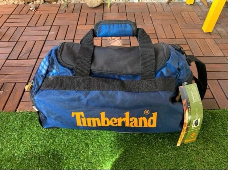 "NWT 22"" Timberland logo Travel Trek Bag"