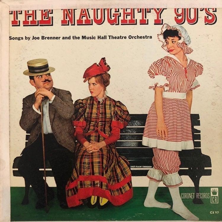 The Naughty 90s Vintage Vinyl Record