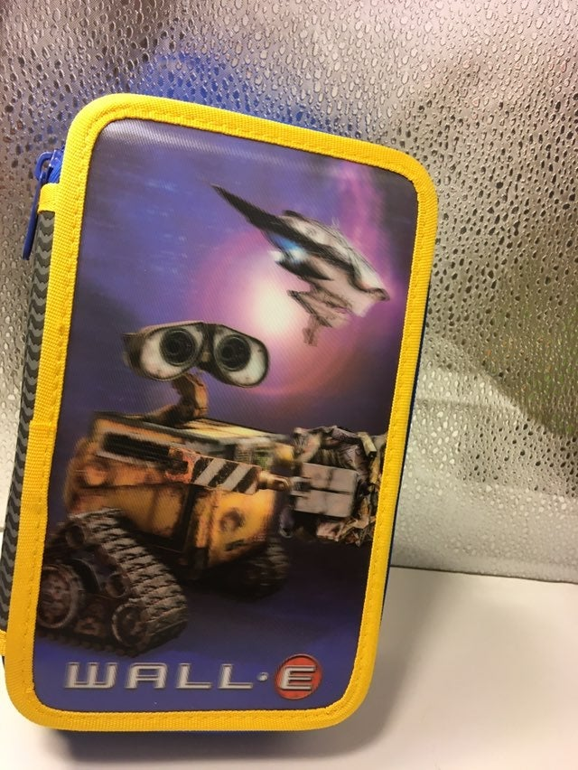Wall-E Pencil Case