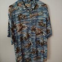 433493b79 Mens Campia Hawaiian Shirt Xl
