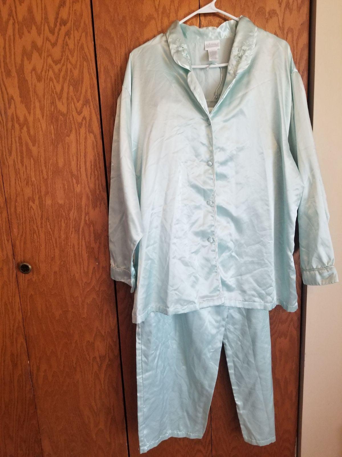 Mint Pajamas 1XL