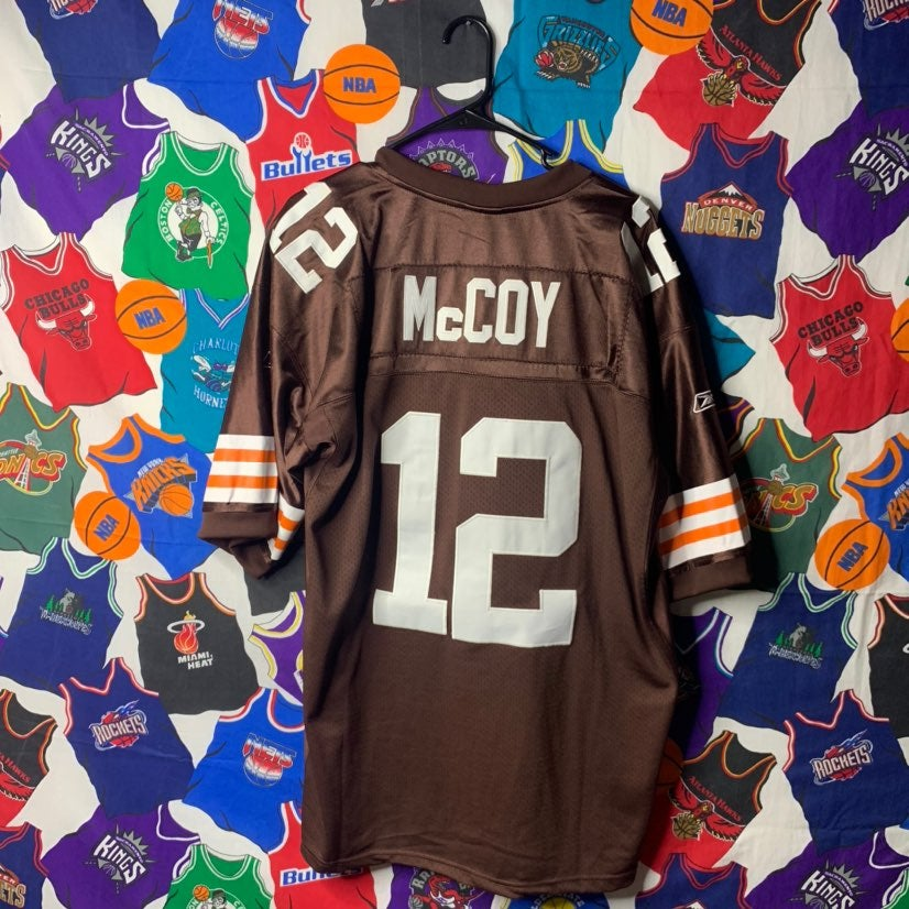 NWT Size 52 Colt McCoy Browns Jersey