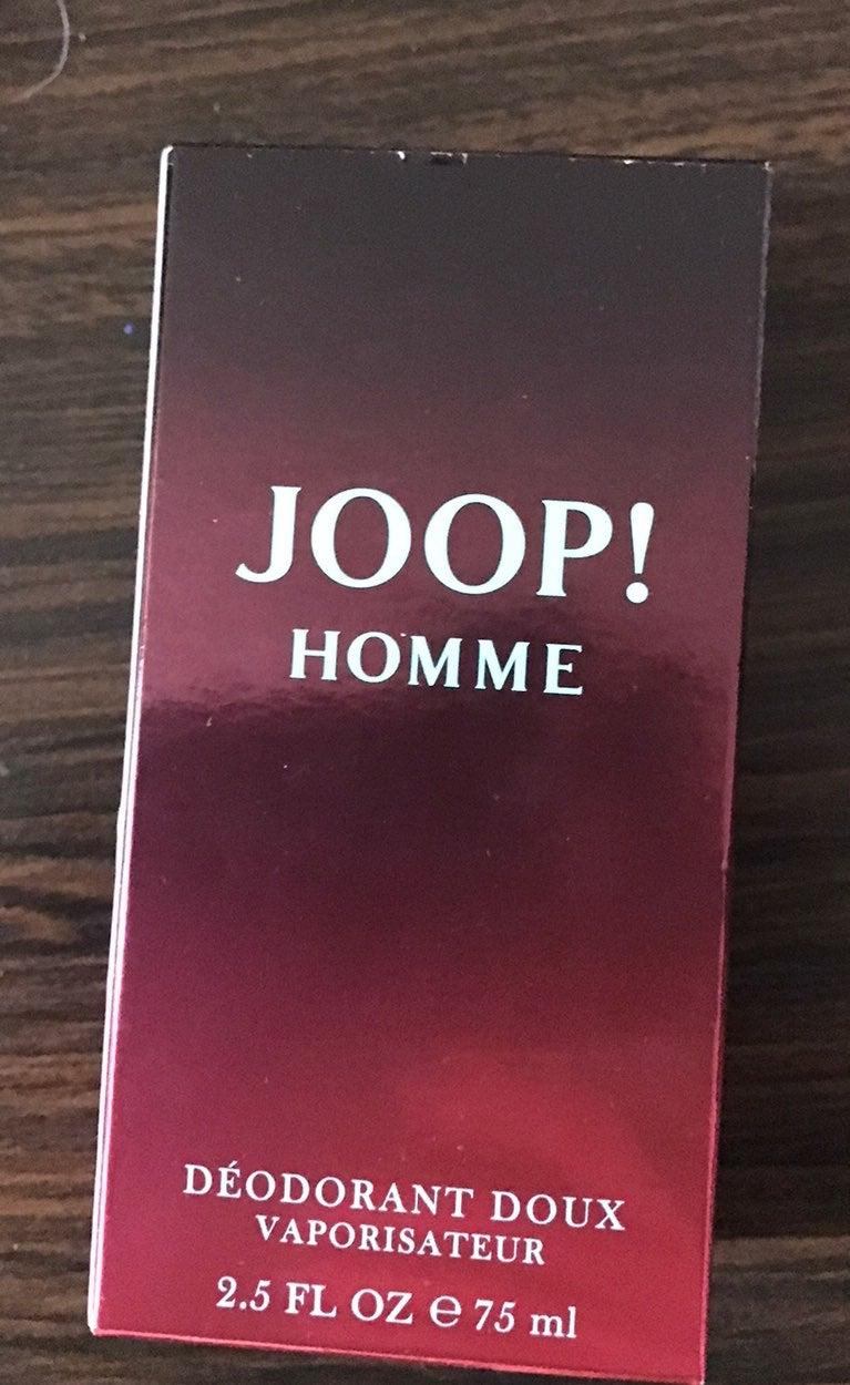 Joop! Home 2.5oz EDT Spray for Men.