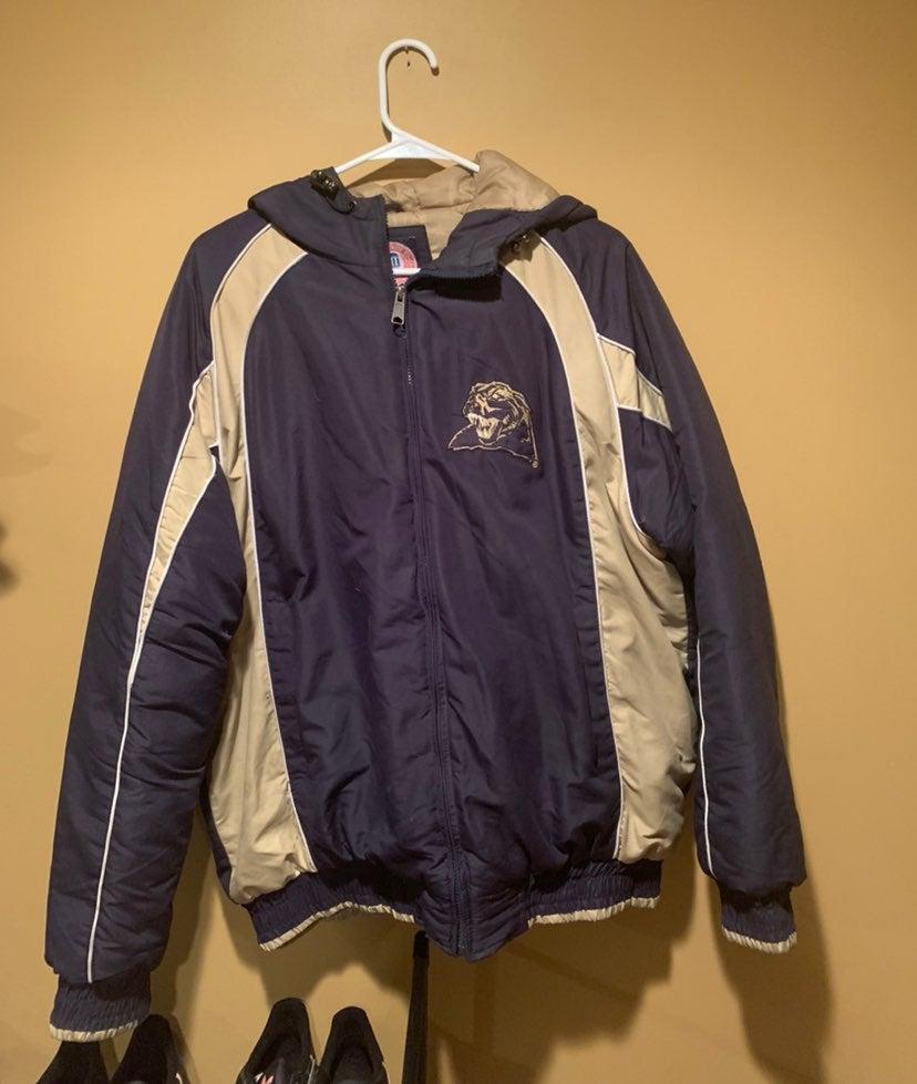 Vintage Pitt Panthers Jacket