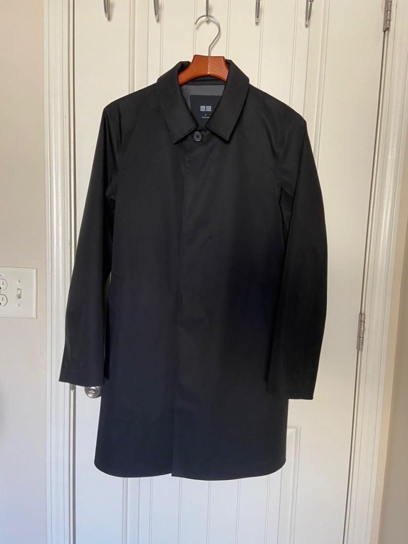Uniqlo Rain Long Jacket