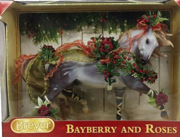 """Breyer 2014 """"Bayberry and Roses"""""""