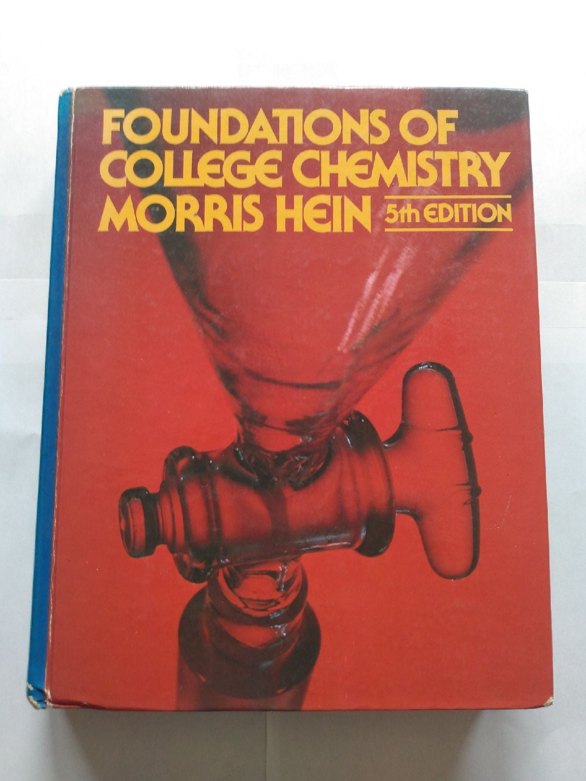Foundations of College Chemistry 5th Edition (1982)