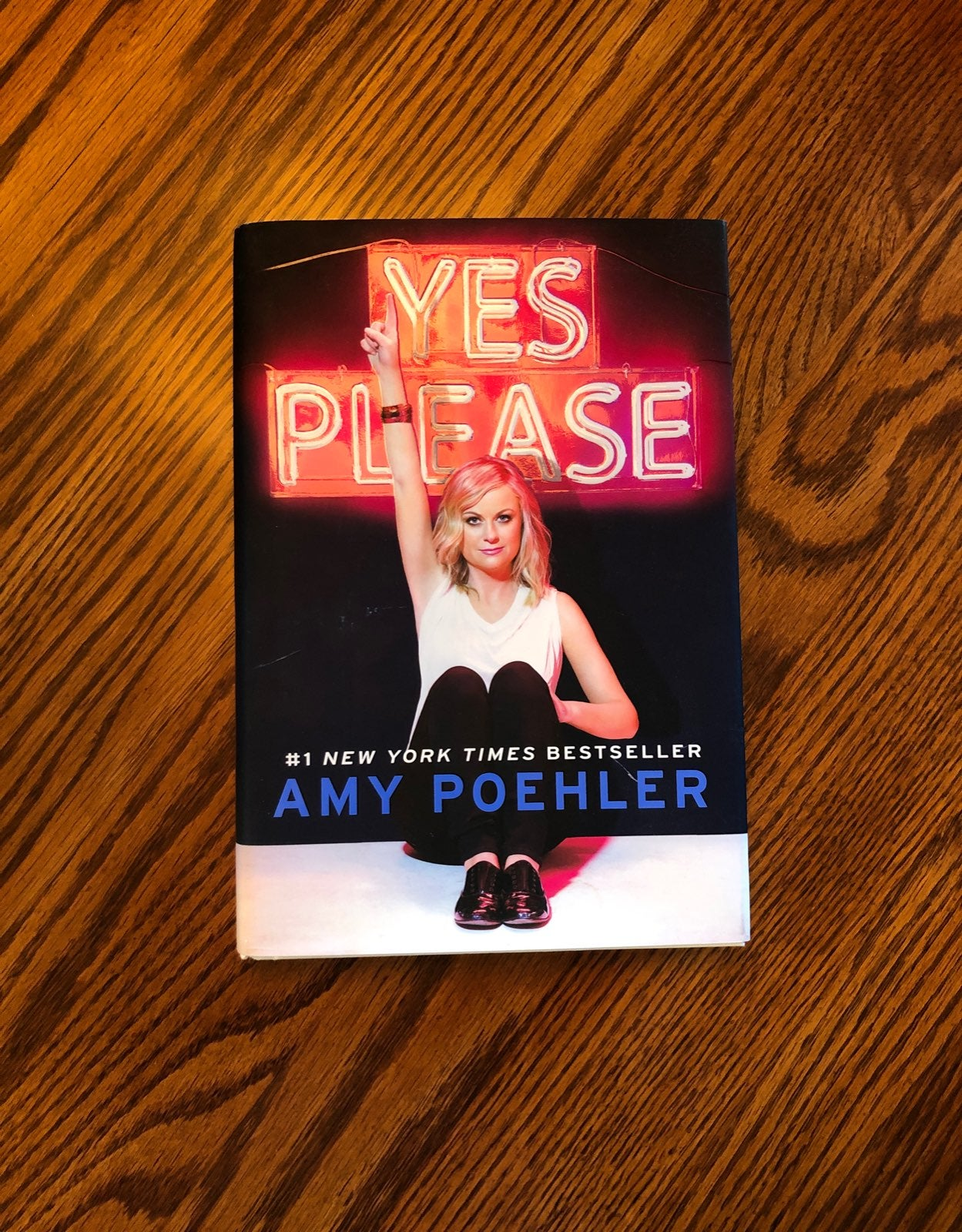 Yes Please by Amy Poehler Book