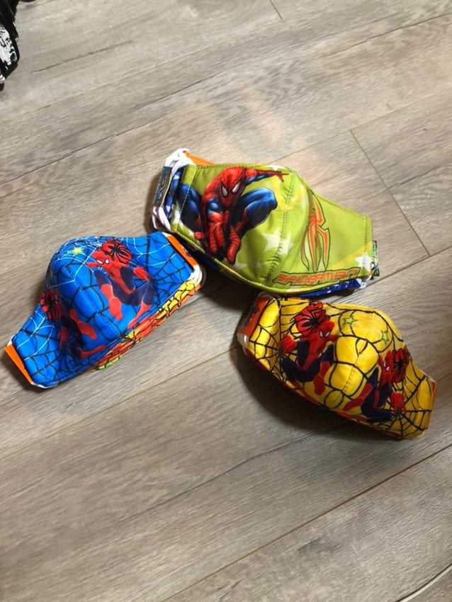 Kid Mask Fabric 3 layers Special