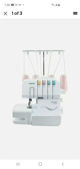 Brother 1034DX Serger Sewing Machine - M