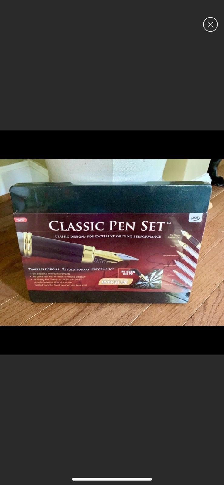 NEW As Seen on TV - Classic Pen Set