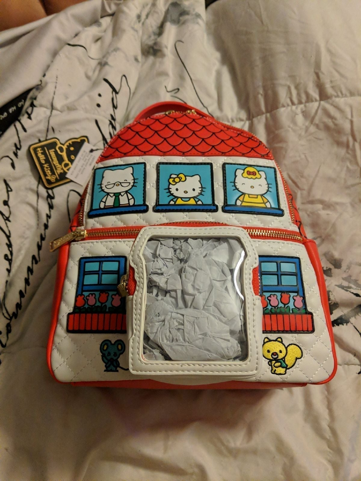 Loungefly Hello Kitty Backpack NYCC 2020