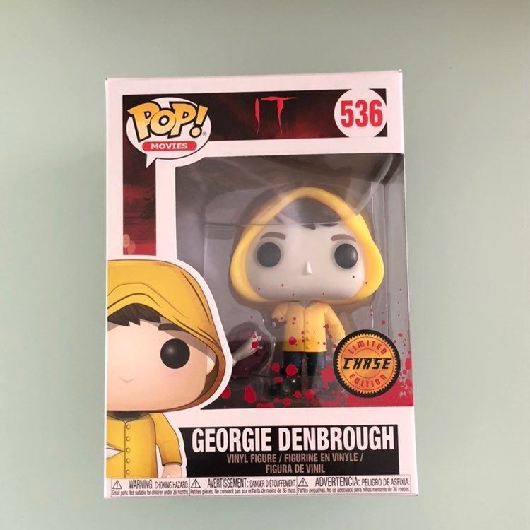 IT Georgie Denbrough CHASE Funko