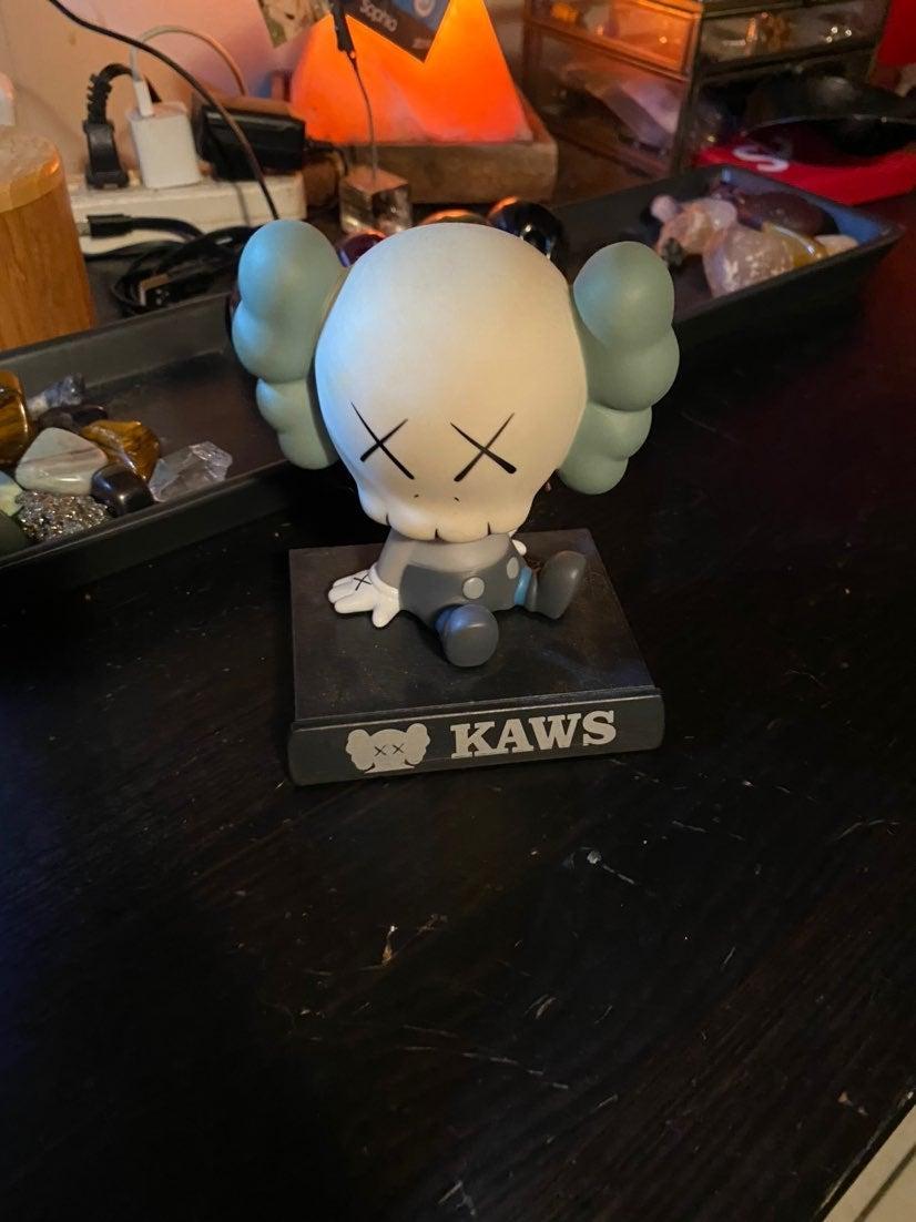 Kaws baby bobblehead