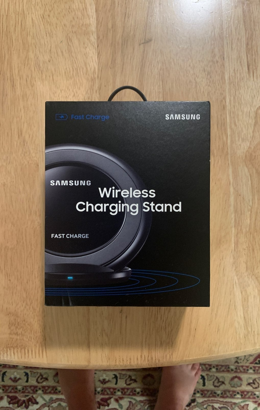 Samsung Wireless Charging Stand