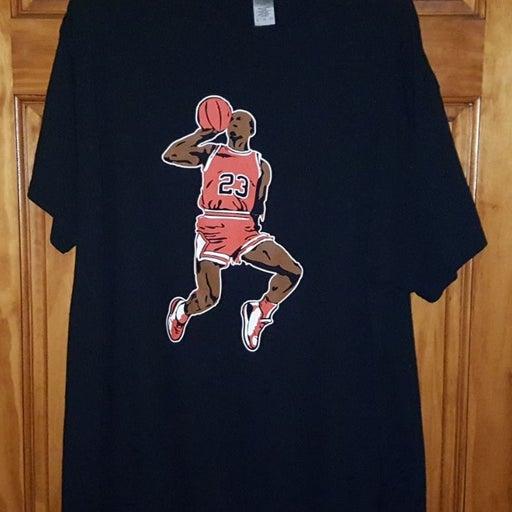 Jordan slam dunk silhouette sz XL