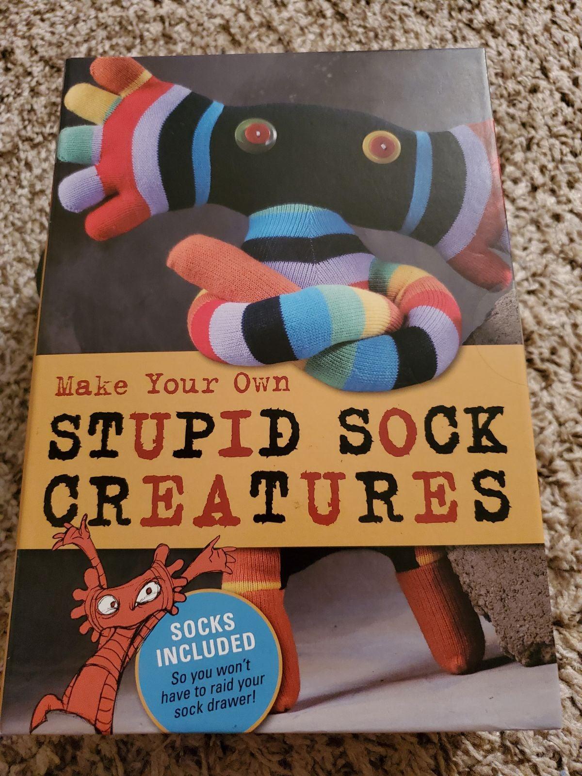STUPID SOCK CREATURES SET