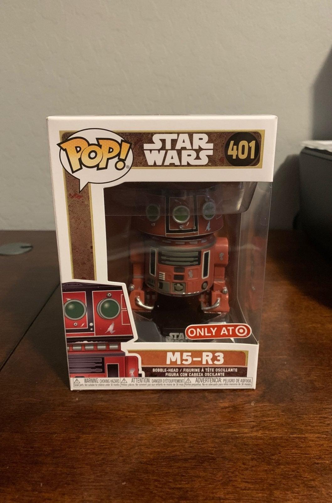 Star Wars M5-R3 #401 Funko Pop
