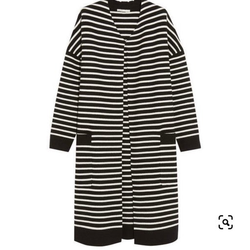 Maje open front cardigan